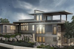 Portfolio for M. Sc. Architect, 3D Rendering Artist
