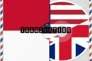 Portfolio for I will translate English to Indonesian