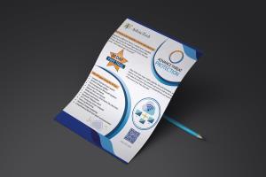 Portfolio for I Will Do Flyer, Brochure,Booklet design