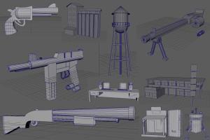 Portfolio for Photoshopper/Unity Game Devt/3DModelling