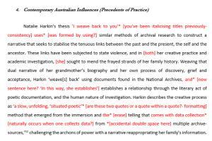 Portfolio for Professional Writer and Editor