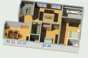 Portfolio for quality 2D drafting and 3D modelling