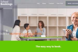 Portfolio for School appointment website/mobile app