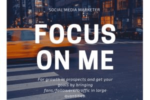Portfolio for Social Media Management & Marketing