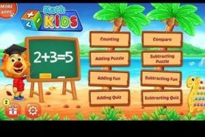 Portfolio for Basic Mathematics Teaching For Kids