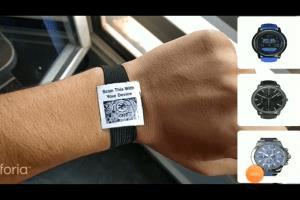 Portfolio for Augmented Reality (AR) Apps
