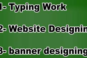 Portfolio for Web Designing