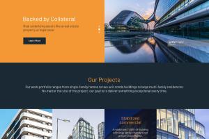 Portfolio for Wordpress full functional website design