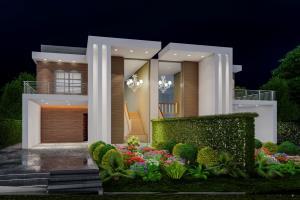 Portfolio for Exterior Design