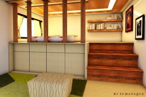 Portfolio for 3d Rendering, interior designer