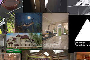 Portfolio for Photo-realistic CGI 3D Visualization.