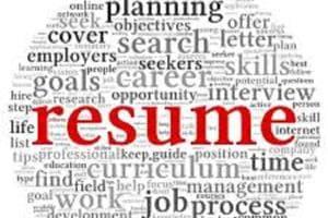 Portfolio for Resume & CV Writing