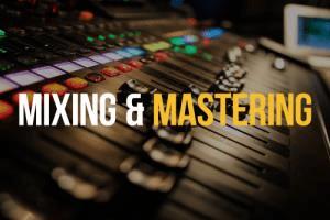 Portfolio for Audio Mastering / Music Production