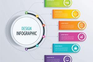 Portfolio for Unique and attractive Infographics