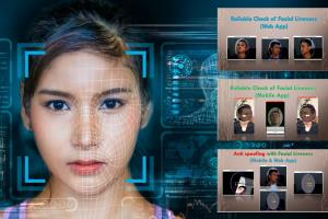 Portfolio for Face Recognition and live check system
