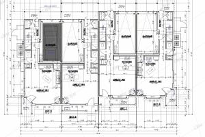 Portfolio for Architectural Drafting (Cad & Revit)