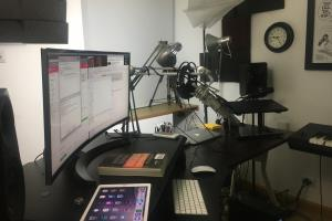 Portfolio for Audio Production and Postproduction