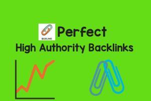 Portfolio for provide perfect high authority backlinks