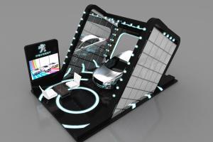 Portfolio for 3D Designer