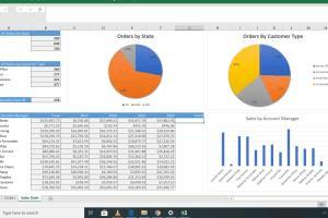 Portfolio for Excel Data Analyst