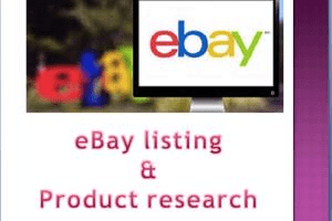 Portfolio for i will provide you PERFECT eBay listing