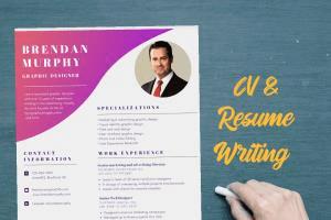 Portfolio for CV & Resume Writing
