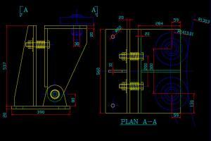 Portfolio for CAD support 2d or 3D