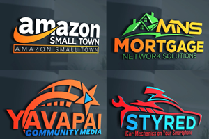 Portfolio for I will design 3d business and brand logo