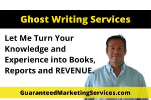 Portfolio for Ghost Writing Services