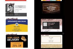 Portfolio for PREMIUM BUSINESS CARDS DESIGN & PRINT