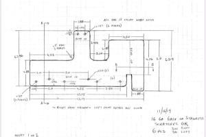 Portfolio for CAD Drafting Services (2D & 3D CAD)