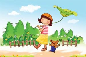 Portfolio for Child Illustrations & Drawing Services