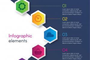 Portfolio for Info-graphics Designing