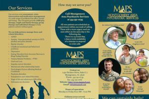 Portfolio for Brochure, Flyer, Poster Designing