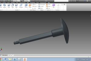 Portfolio for Metal Products Design and Fabrication