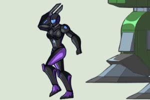 Portfolio for 2D Game Character Design