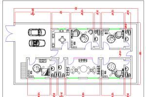 Portfolio for AutoCad Designing