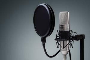 Portfolio for Voice over and transcription service