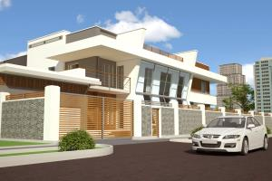 Portfolio for 3d modeling & Architectural working.