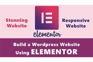 Portfolio for Create Business wordpress website