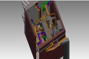 Portfolio for senior Electrical Bim engineer