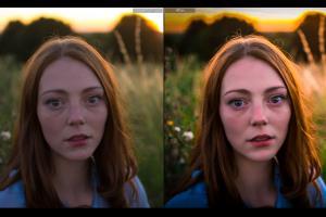 Portfolio for professional retouch and colorgrade