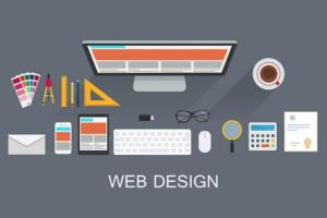 Portfolio for design & build custom wordpress website