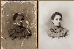Portfolio for Old photo restoration, Photo editing,