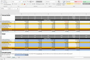 Portfolio for ACCA || Accountant || Financial Modeling
