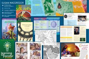 Portfolio for Graphic Design Layout Artist
