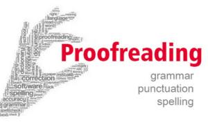 Portfolio for Proof Reading & Editing