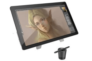 "Portfolio for 24"" PEN DISPLAY TABLET"
