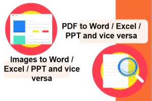 Portfolio for PDF to PPT Conversion Services
