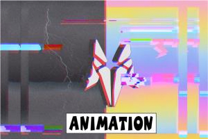 Portfolio for Animation in After Effects